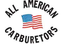 All American Carburetor Logo